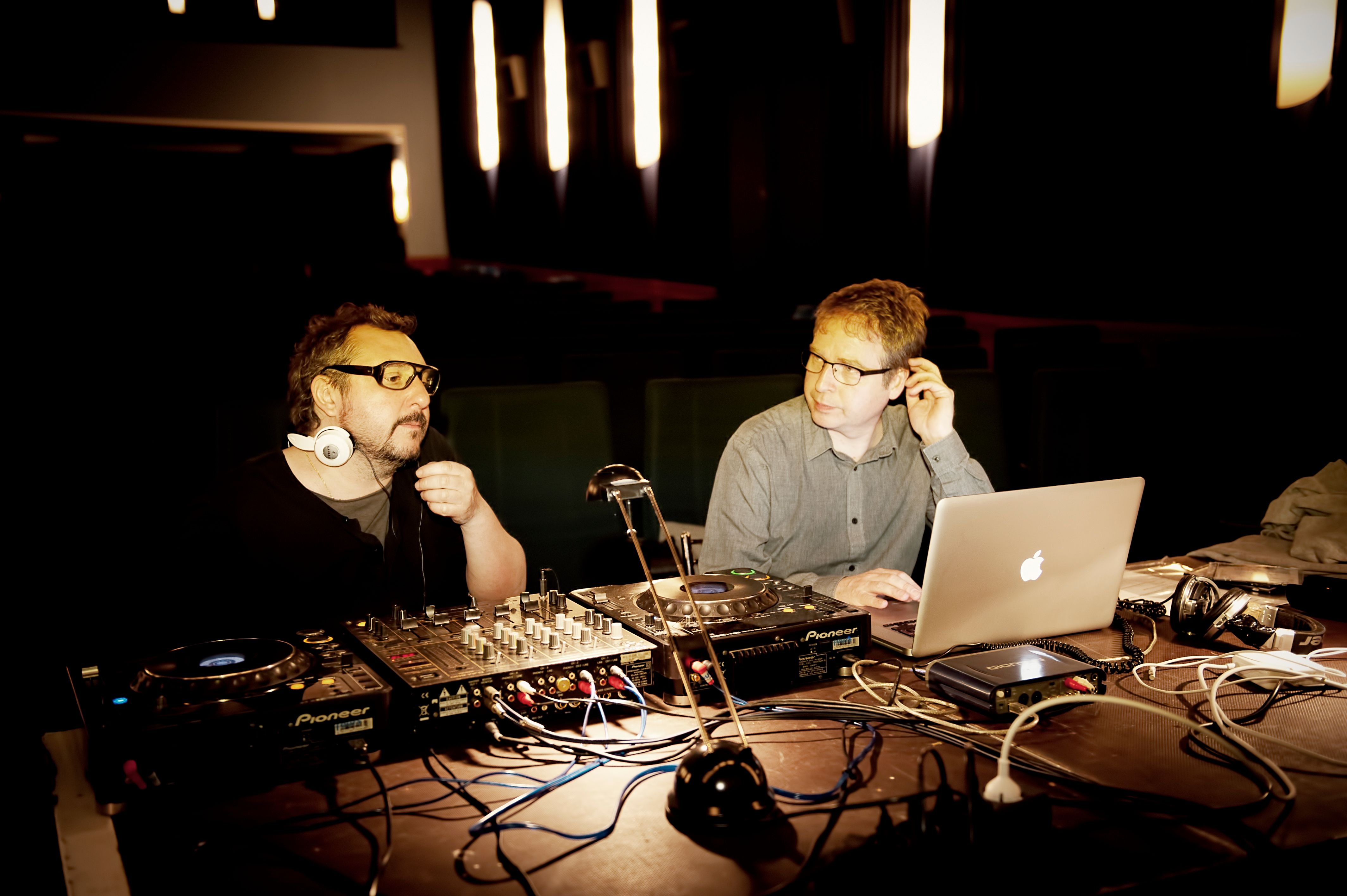the DJ duo of Radiomentale